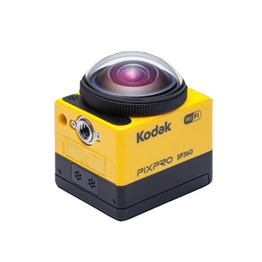 KODAK SP360-YL3 Pixpro Action 360 Explower KAMERA